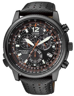 Citizen AS4025-08E Eco Drive Funk-Solar